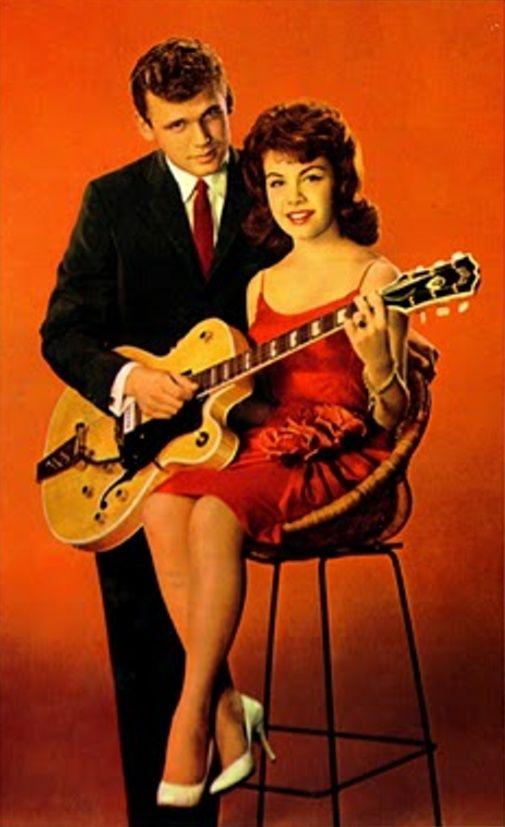 Duane Eddy & Annette Funicello