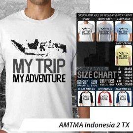 T-Shirt AMTMA #Indonesia 2 TX