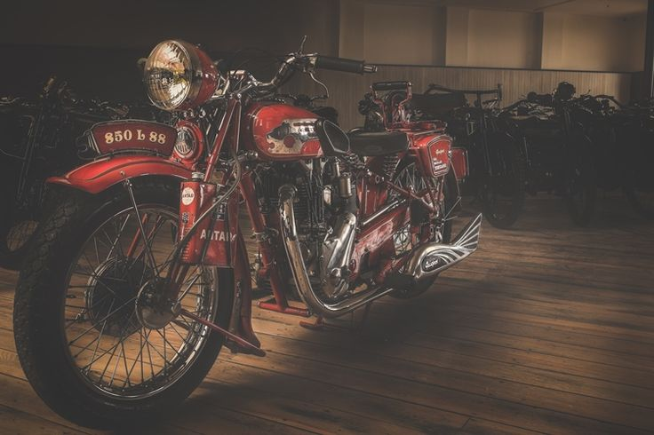 Peugeot Motorcycle. Classic Motorcycle Mecca is New Zealand's premiere classic motorcycle museum. Find over 300 vintage motorcycles in brands such as AJS, Ariel, BMW, Brough Superior, Harley Davidson, Henderson, Indian, Vincent, Matchless & Rudge. For more info head to transportworld.nz