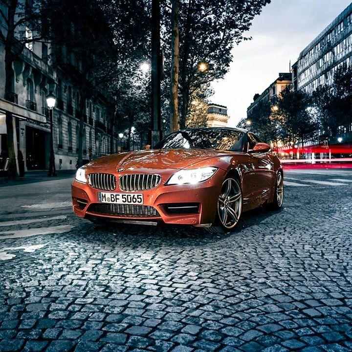 Bmw Z4 Concept: 32 Best BMW Z4 Images On Pinterest