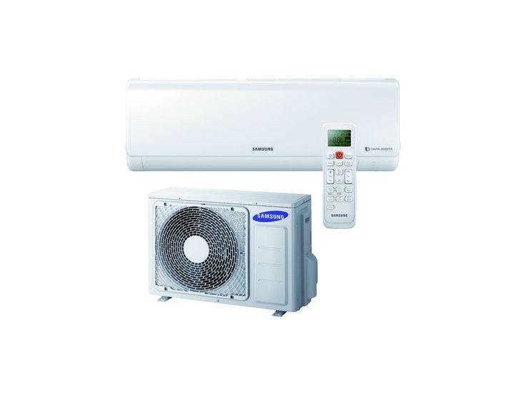 Invertorová klimatizace Samsung BORACAY-AR4000 .  Splitová klimatizace Samsung AR12KSFHBWK - sada venkovní + vnitřní nástěnná jednotka.  Jmenovitý chladicí výkon 3,5kW   - inteligentní invertor    - easy filter (jednoduchý filter)    - good sleep (komfortní spánek)    - turbo chlazení a vytápění