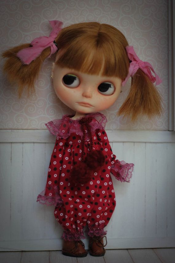 Vyhrazeno pro lightanadlucky - Winter Couture - kombinézy - Pro Blythe Doll