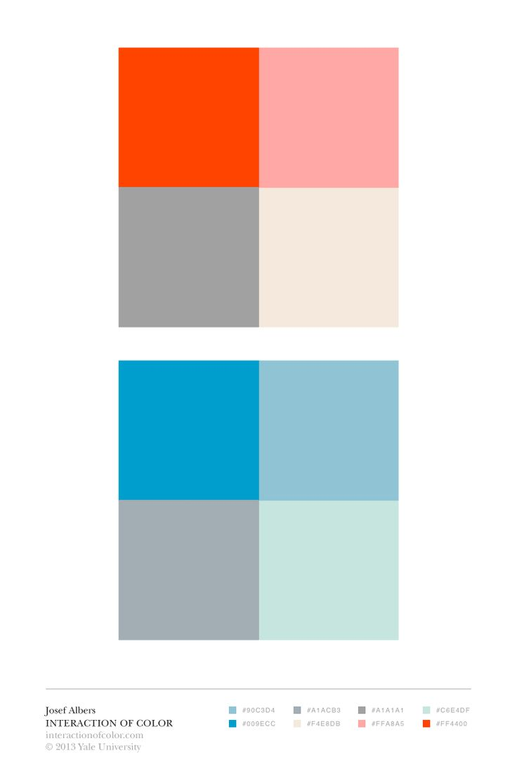 this color study is about the relationships inside color families the albers interaction of color app will make you talk about colors like they are - Colors App