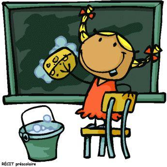 Banque d'images:Responsabilités scolaires