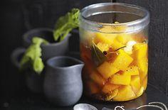 Süßsauer eingelegter Kürbis - Schrot und Korn - Das Kundenmagazin für den Naturkosthandel