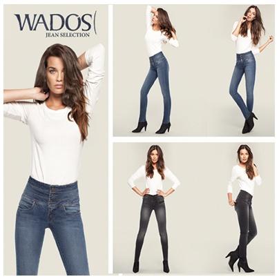 Con Wados los jeans nunca pasan de moda.