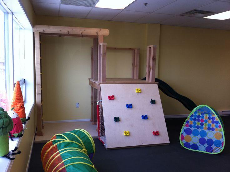 More indoor monkey bar ideas kids room