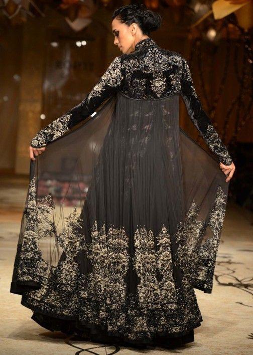 Models showcasing Rohit Bal's  fabulous bridal and groom collection at Indian Bridal Fashion Week 2013 at Mumbai 09