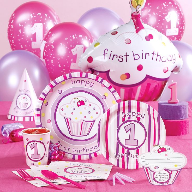 Cupcake Themed Birthday Cake Lil 2nd Line Is Available At Express S Party Themesfirst