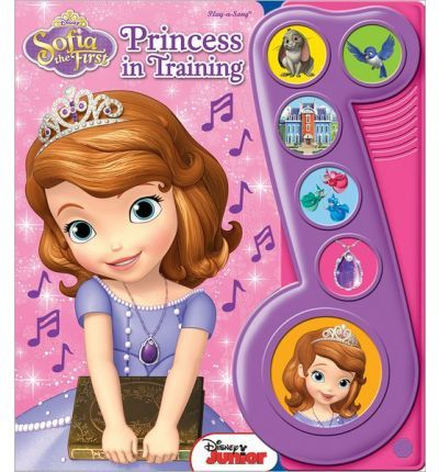 Sofia the First Princess in Training : Board book : Publications International : 9781450862783