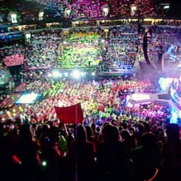 We Day is so inspiring, it empowers young people to make a difference and empowers to follow their passion and find their spark.