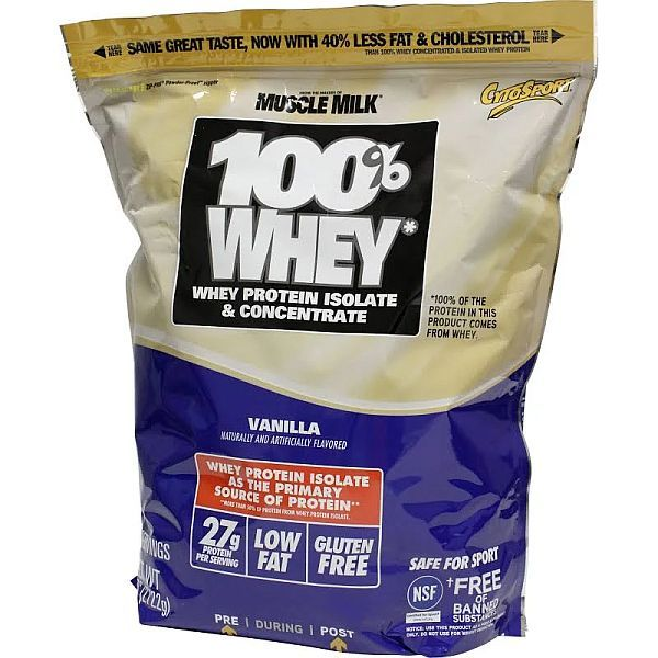 Google Express - Costo - Cytosport 100% Whey Protein Powder Vanilla - 6 lb bag for $24.99 https://www.lavahotdeals.com/us/cheap/google-express-costo-cytosport-100-whey-protein-powder/302018?utm_source=pinterest&utm_medium=rss&utm_campaign=at_lavahotdealsus&utm_term=hottest_12