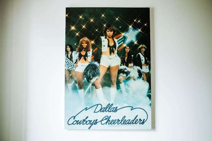 Poster Dallas Cowboys Cheerleaders