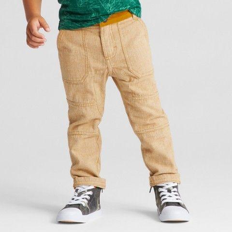 Genuine Kids from OshKosh Toddler Boys' Chino Pants Genuine Kids from OshKosh® - Gold Rush