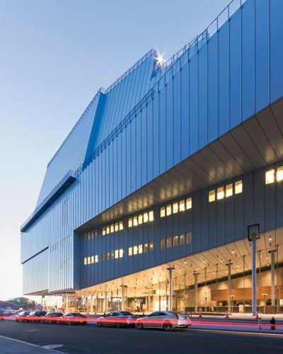 Whitney Museum of American Art | New York City | Renzo Piano Workshop | Photo © Jeff Goldberg/Esto