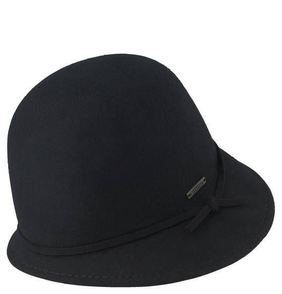 SEEBERGER Hut schwarz