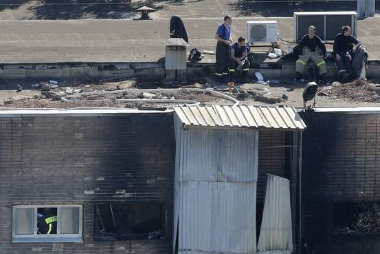 Moscow Printing Plant Warehouse Fire Kills 17 Migrant Workers: Authorities believe most of the victims were in the country illegally (Wall Street Journal 27 August 2016)