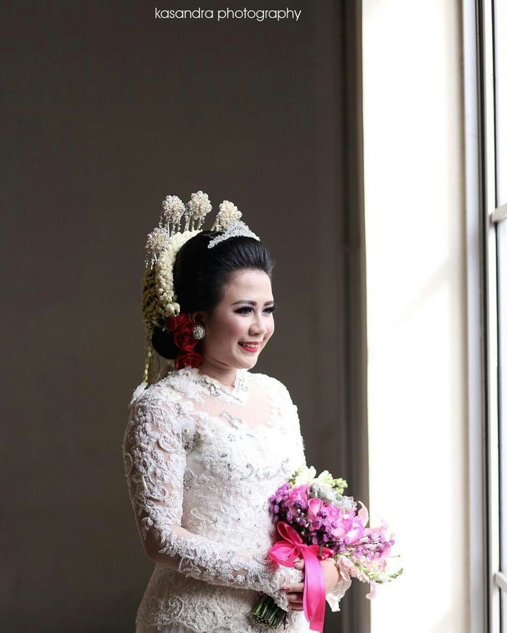 My wedding #Sundanese #traditional #wedding #sundaputri