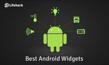 19 Best Android Widgets, No Matter Which Android Phone You're Using