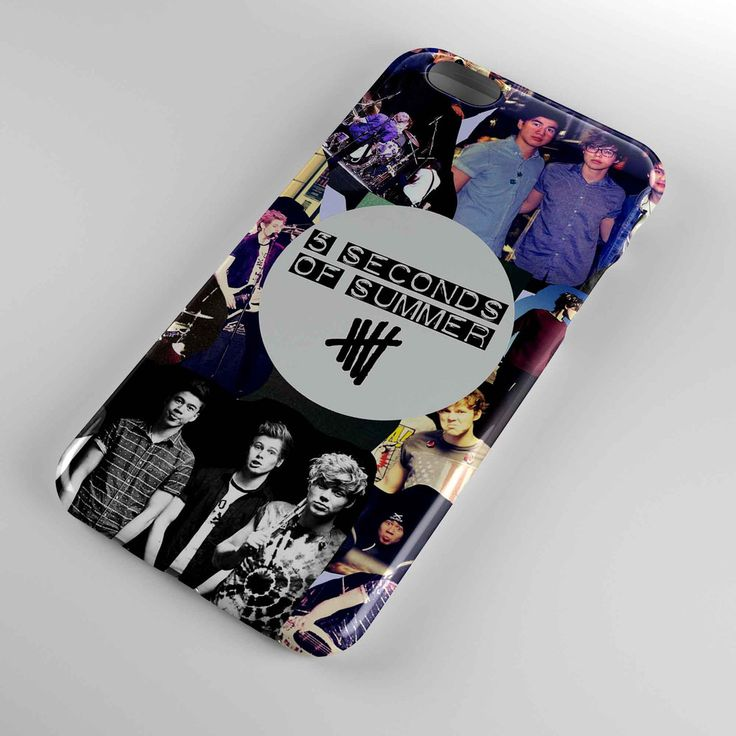 5 seconds of summer cover for iphone and samsung galaxy case
