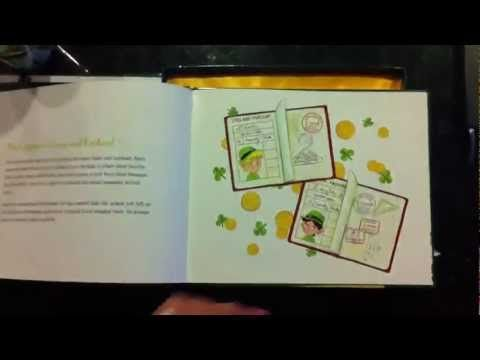 the naughty leprechaun story