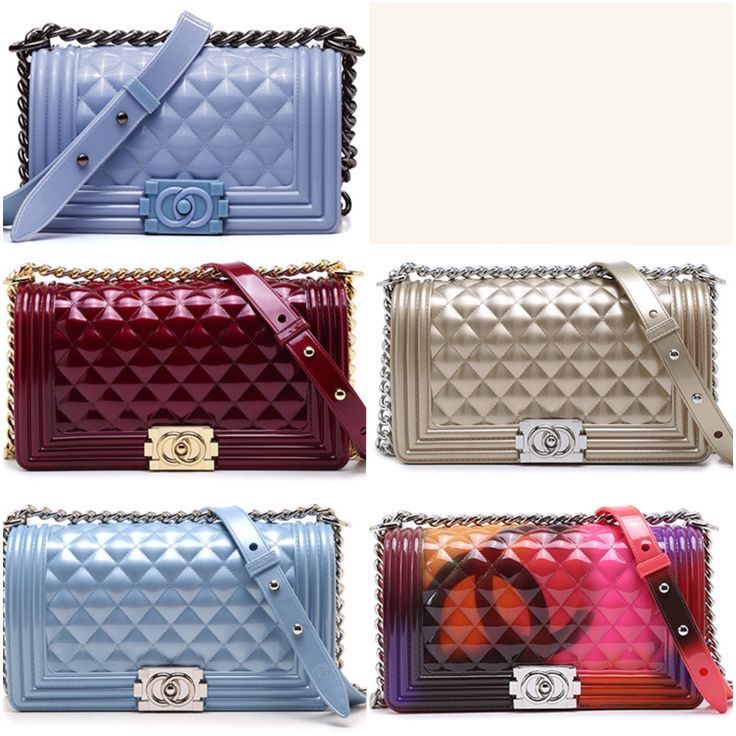 Jelly toyboy bag collection