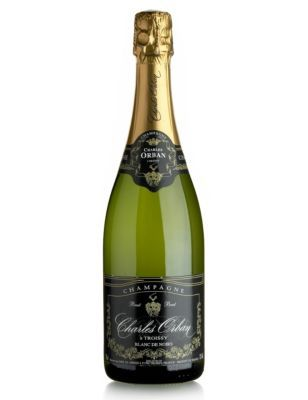 Charles Orban Blanc de Noirs NV Champagne - Case of 6 | M&S