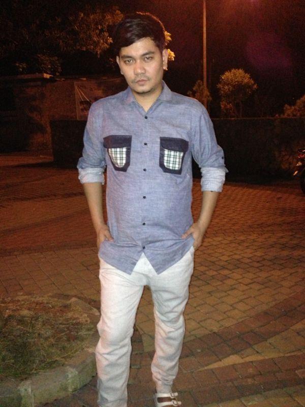 (X)S.M.L Shirt for Indra Bekti