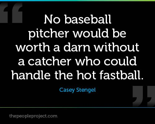 19 Best Images About Pitcher And Catcher Quotes On
