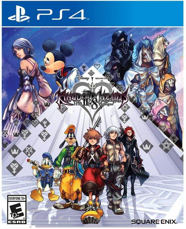 Square Enix Kingdom Hearts HD 2 8 Final Chapter for PS4