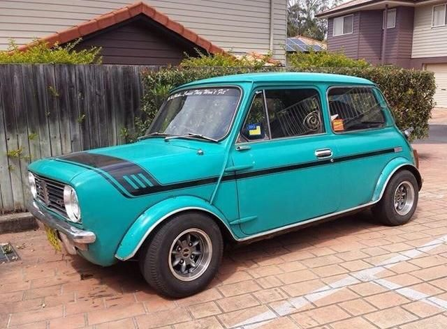 1000 images about austin mini clubman on pinterest mini cooper clubman cars and image search. Black Bedroom Furniture Sets. Home Design Ideas