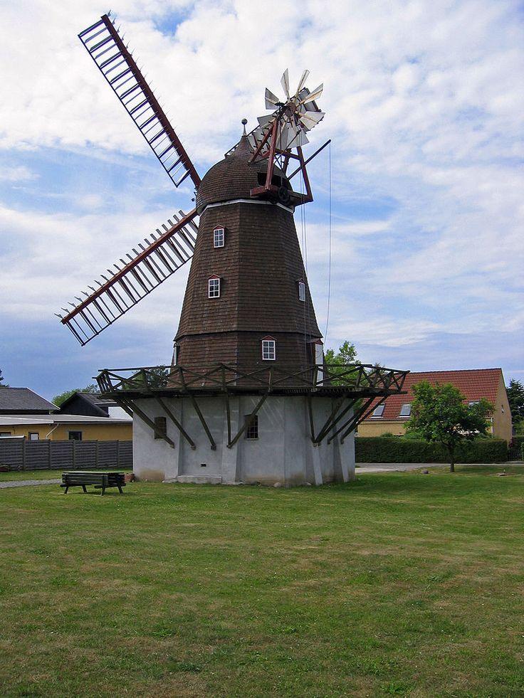 Ramløse Mølle, Denmark