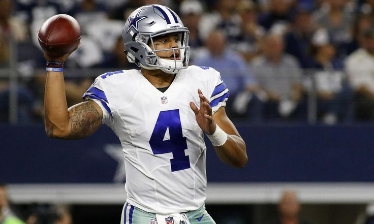 Steelers passed on their chance to draft Dak Prescott = On Sunday, the Pittsburgh Steelers are likely to see what might have been.  The Steelers (4-4) host the Cowboys (7-1) and rookie quarterback Dak Prescott is expected to start for Dallas, even though veteran Tony Romo could.....