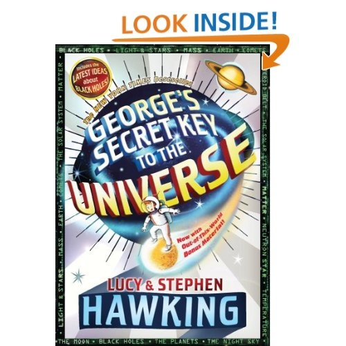 George's Secret Key to the Universe: Stephen Hawking,Lucy Hawking,Garry Parsons: 9781416985846: Amazon.com: Books
