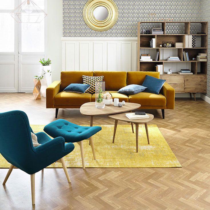 Muebles y decoración de interiores – Vintage | Maisons du Monde