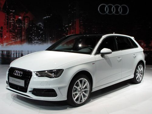 2016 Audi A3 Sportback  -  would love in a diesel