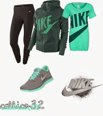 17 Best images about cute sporty outfits on Pinterest | Sports Athletic outfits and Workout outfits