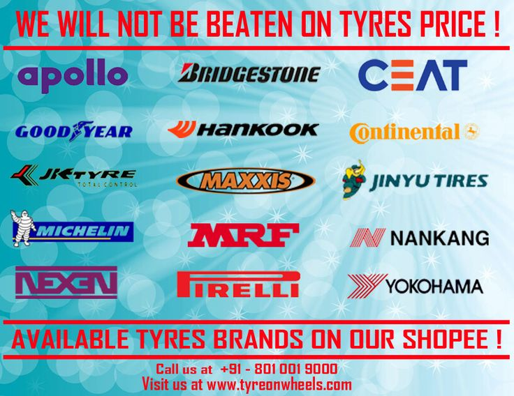 Buy complete range of Car Tyres at best car tyre prices on Tyreonwheels.com   Buy car tyres online & avail, FREE Delivery across India, Mobile Tyre Fitting Service at the doorstep in Delhi, Bangalore, Gurgaon, Noida, Faridabad etc. with Fresh stock last 3 months.