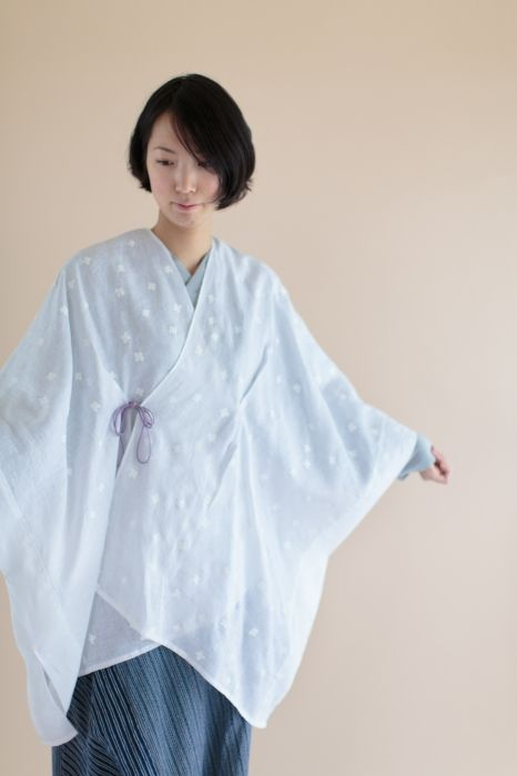 麻 きさらぎ/小花ちらし - SOU・SOU netshop (ソウソウ) - 『新しい日本文化の創造』