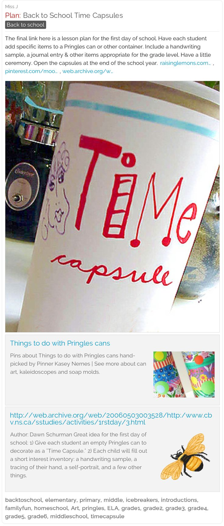 Time Capsule Definition Meaning: Best 25+ Time Capsule School Ideas On Pinterest
