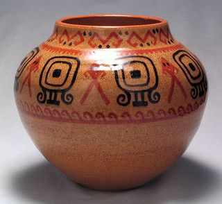 maya ceramics My name is veronica guzman i am an artist specializing in ceramics and painting my pieces talk about me, about growing up camping and collecting mushrooms and sticks.