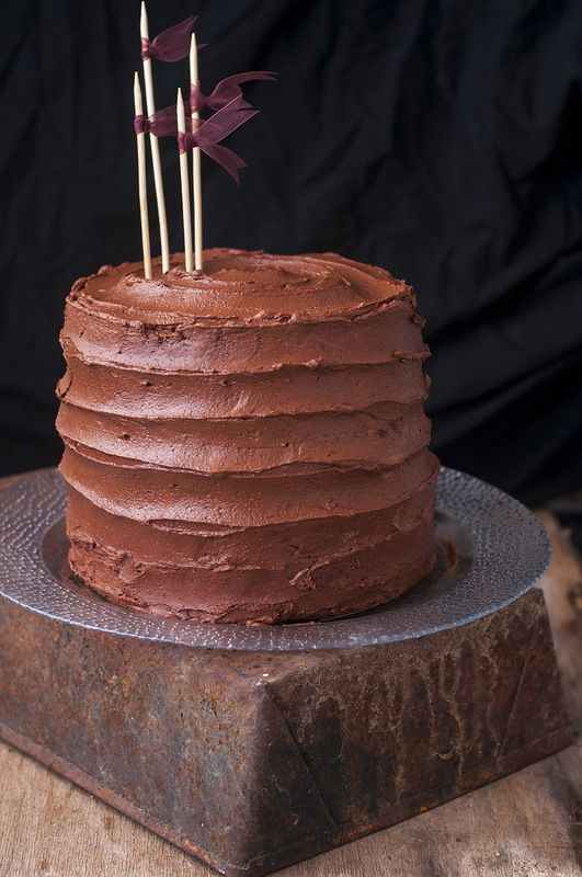 Шоколадный торт: saharisha