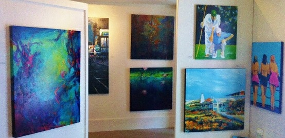 Located in picturesque Seaside, Florida, The Gordie Hinds Contemporary Art Gallery features works by local, regional and national Coastal Contemporary Artists.  Find us on FaceBook!