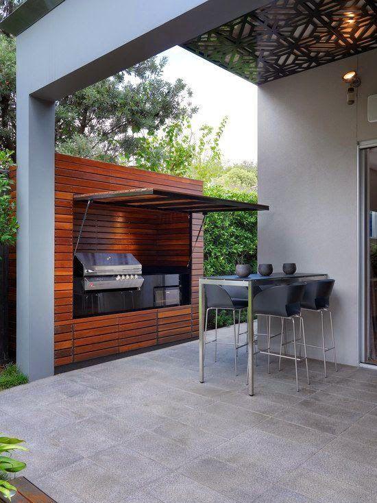 Casas Minimalistas y Modernas: Quinchos Modernos