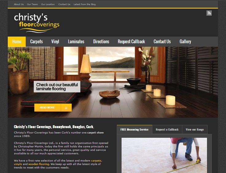 Christy's Floor Coverings Website