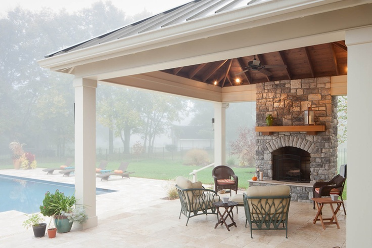 1000+ Images About Open Air Porches On Pinterest