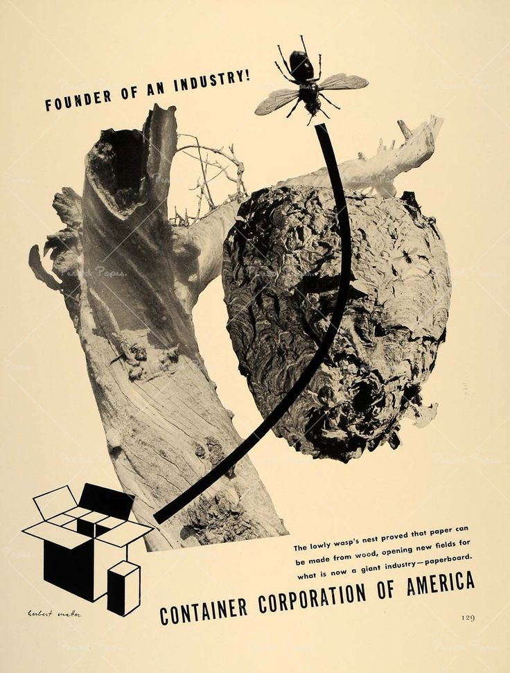 Container Corporation America - Herbert Matter