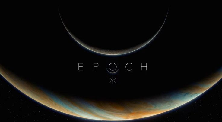 EPOCH #Experimental #Arts & #Design by Ash Thorp + Chris Bjerre