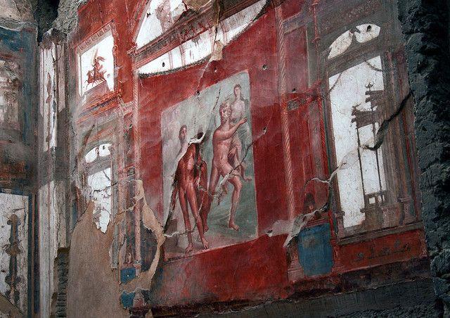 Herculaneum - Sede degli Augustali 1   Flickr - Photo Sharing!