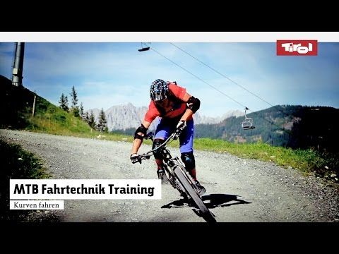 MTB Fahrtechnik Training (5): Mountainbike Bochten